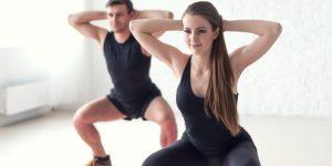 squat-