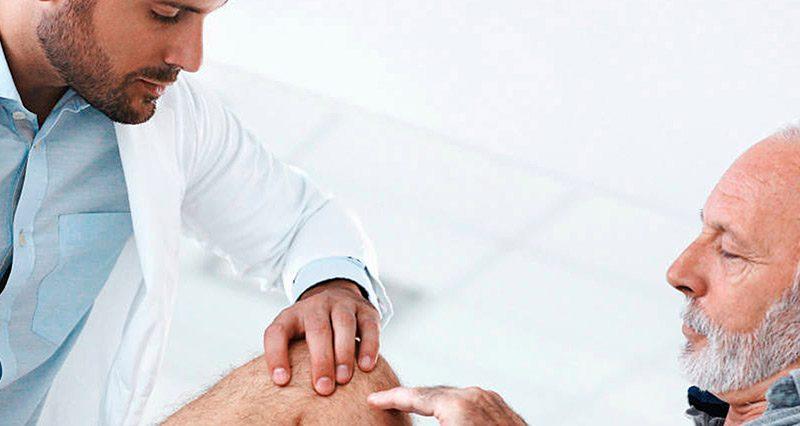 درمان زانو درد در افراد مسن مراجعه به بهترین ارتوپد