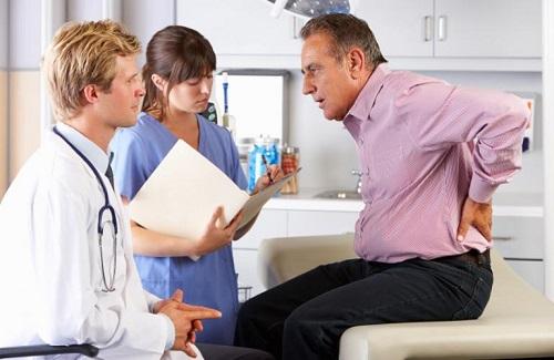 دکتر کمر درد در تهران