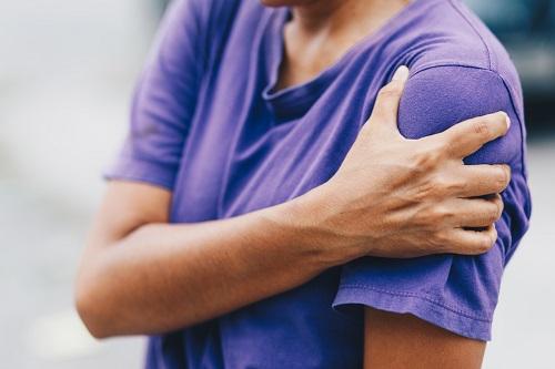 درد شانه و بازو